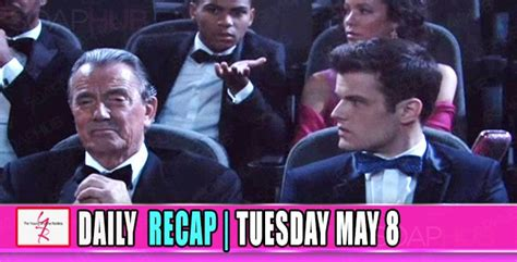 yr recap one night the young and the restless recaps the young and the restless recap a horrific secret exposed