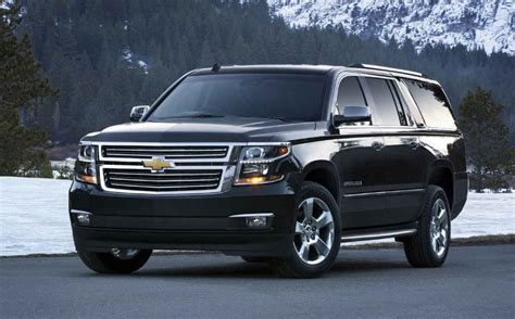 2020 Chevrolet Suburban Release Date by 2020 Chevy Suburban Colors Release Date Changes