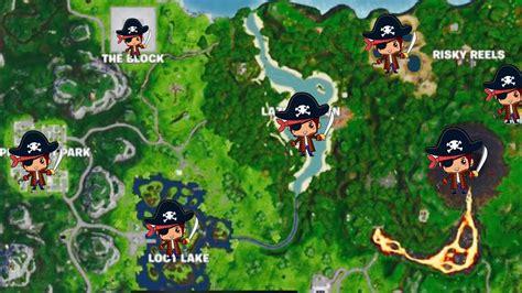 visit  pirate camps   pirate camp locations