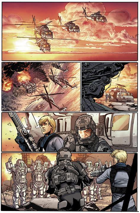 europa sun issue 2 december 2017 books robotech comic series gets a teaser trailer before its