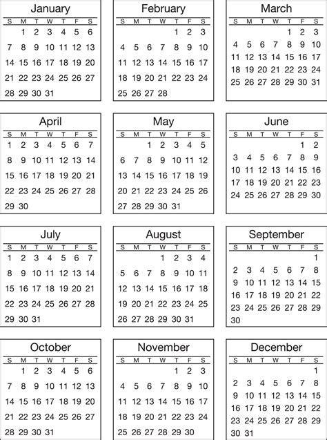 mini calendar template mini calendar template 2018 baskan idai co