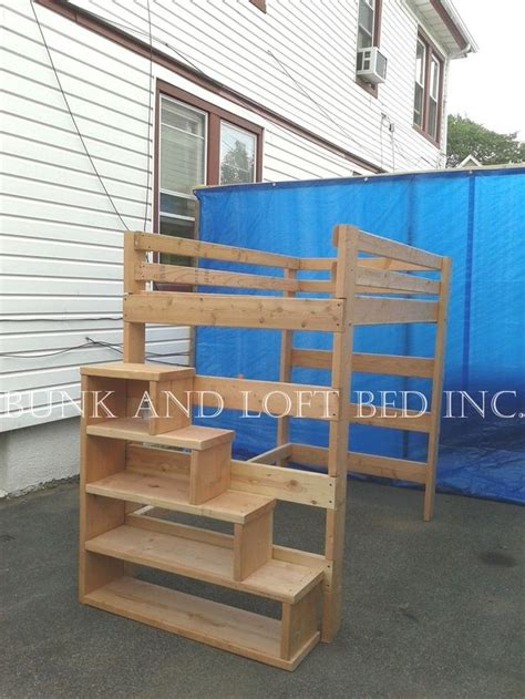 Boys Bunk Beds With Stairs Us 539 00 New With Tags In Home Garden At Home Furniture Ideas Isabelle