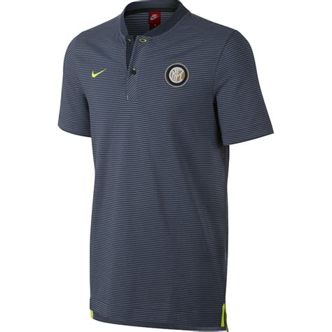 Polo Internazionale 3 polo inter milan authentique third 2017 18 sur foot fr
