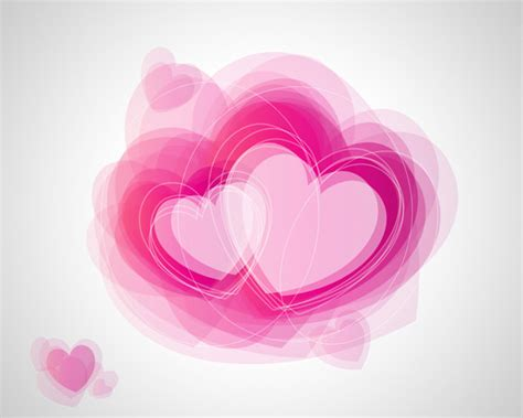 typography heart tutorial 20 valentine s day photoshop tutorials for your