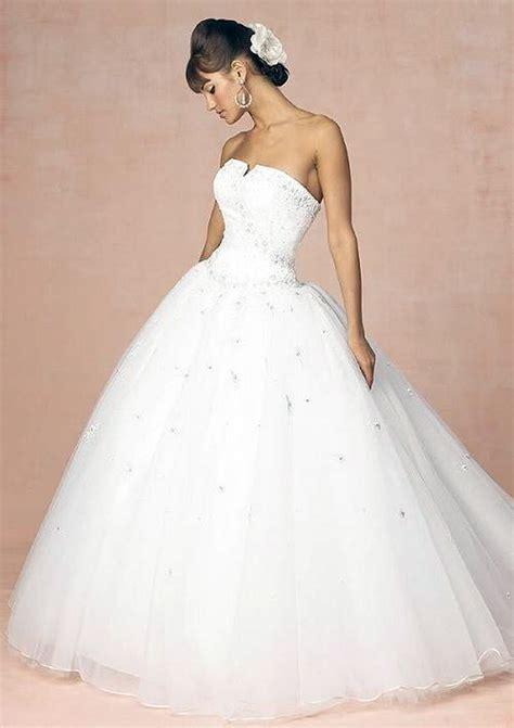 princess wedding dress white inofashionstyle com