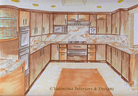 u shaped kitchen layout ideas kitchen room design interior lacquer brown small butcher