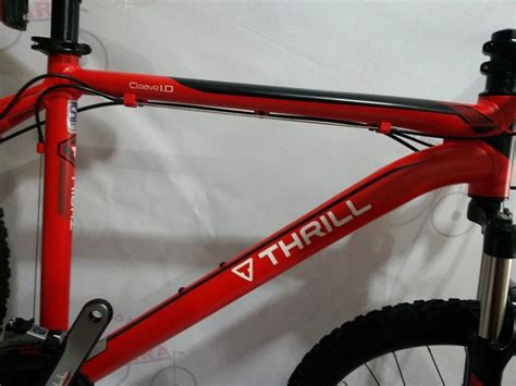 Sepeda Thrill 27 5 Sepeda Thrill Cleave 1 0 Thrill jual wimcycle mtb 26 quot thrill cleave mt 1 0 wg26 07 m