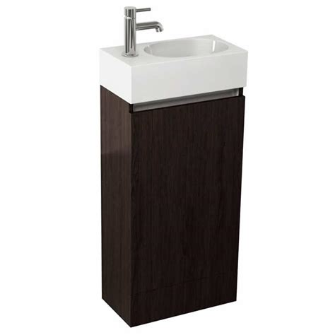 wenge bathroom vanity units pura echo floor standing wenge vanity unit basin