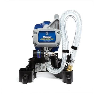 home depot paint sprayer rental price graco project painter plus 257025 the home depot