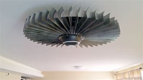 Do Ceiling Fans Use Much Electricity I Want A Jet Engine Ceiling Fan Hanging In My Bedroom