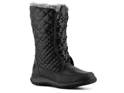 dsw mens snow boots totes sparkle snow boot dsw