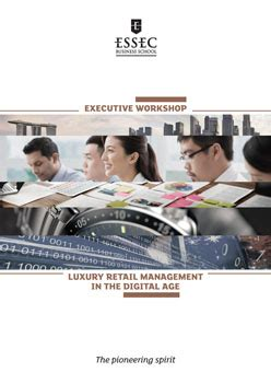 Essec Mba Luxury Brand Management by Essec Business School