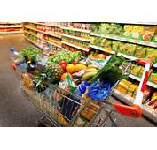 Grocery Cart With Food 10 Budget Friendly Healthy Shopping