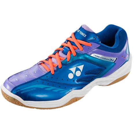 Yonex Power Cushion 34 Badminton Blue Original yonex power cushion shb 34ex badminton shoes blue and purple buy yonex power cushion shb