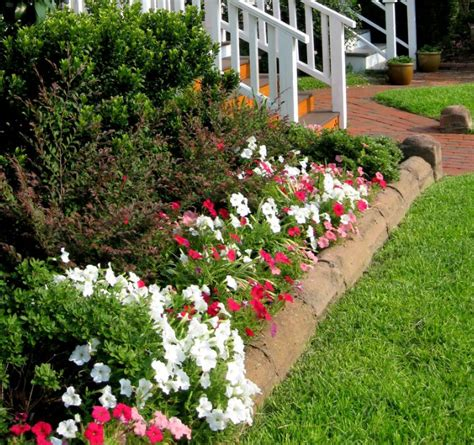 Ideas For Flower Beds by Flower Bed Designs Enrich Your Garden Flower Design Ideas