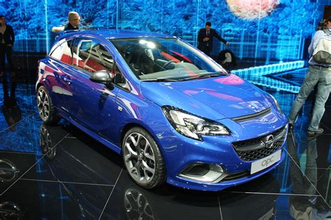 202bhp Vauxhall Corsa VXR blasts into Geneva   Auto Express
