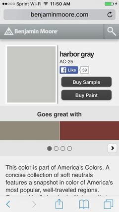 light gray paint color   house  home