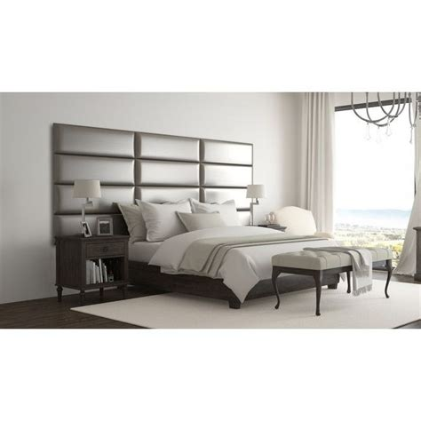 vant upholstered wall panels headboards sets of 4