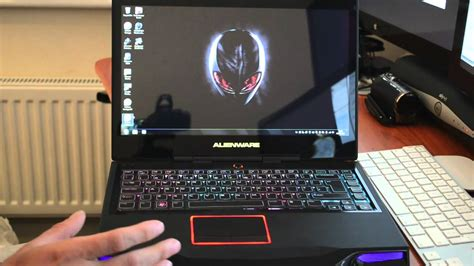 dell alienware m14x review