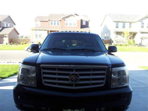 2006 cadillac escalade rims find used 2006 black cadillac escalade on 22 quot rims in