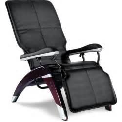 body balance black zero gravity chair by ib wellness