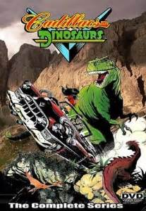 Cadillacs And Dinasours Cadillacs And Dinosaurs Tv Series