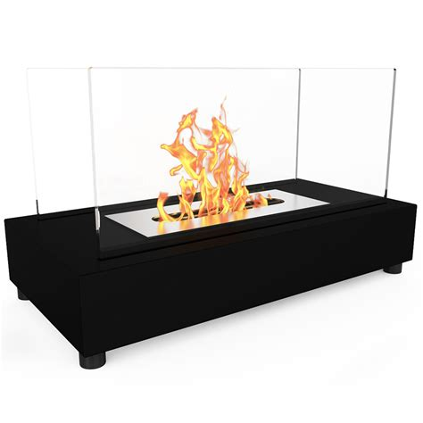 elite avon ventless table top bio ethanol fireplace