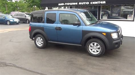 honda element ex 2006 honda element ex awd