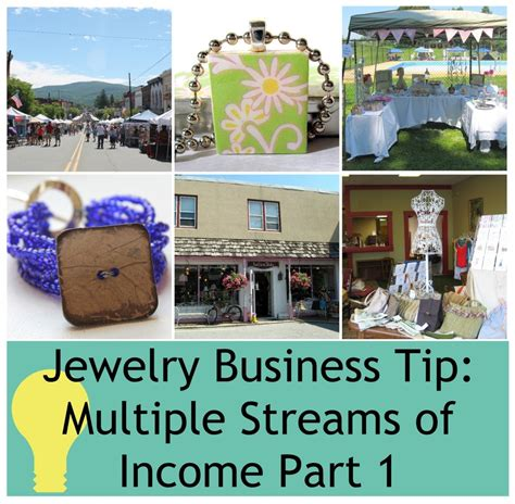 Jewelry Business Tip Streams Of - how to make money selling jewelry emerging creatively