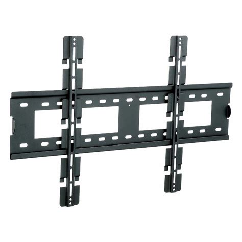 Bracket Tv Lcd Gantung lcd led plasma tv wall bracket mount for up to 60kg 50 quot screens black from lindy uk