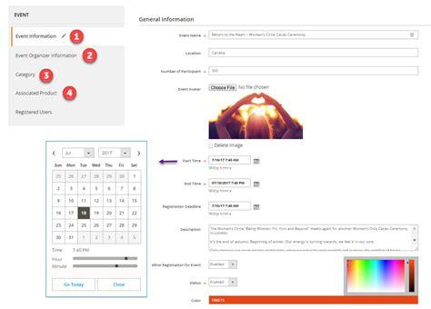 Magento Calendar Extension Magento Event Calendar Plugin Event Calendar Extension