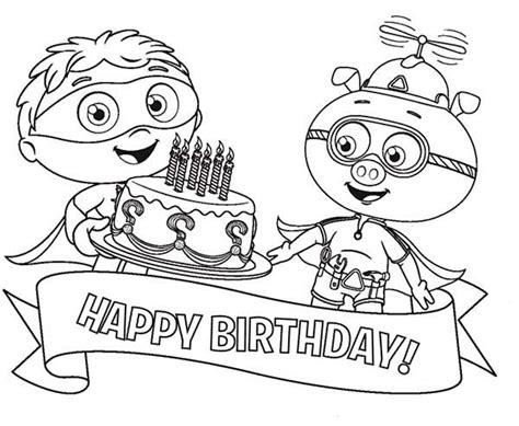 alpha pig coloring page pin super why coloring pages on pinterest