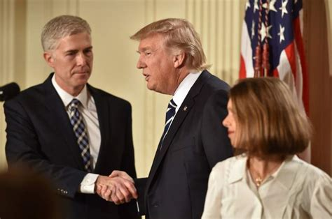 gorsuch the judge who speaks for himself books neil gorsuch quotes supreme court nominee s writings
