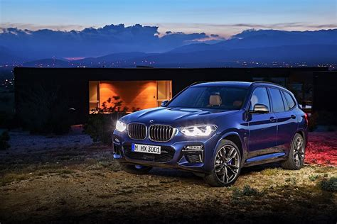 2018 bmw x3 g01 goes official transitions from sav to suv