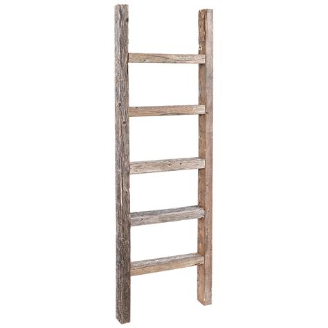 Decorative Step Ladder by Rusticdecor 4 Ft Wood Decorative Ladder Reviews