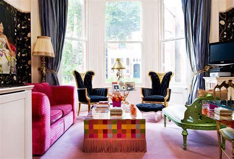 color scheme black and blue eclectic living home la decoraci 243 n bohemia el esp 237 ritu viajero decoraci 243 n del