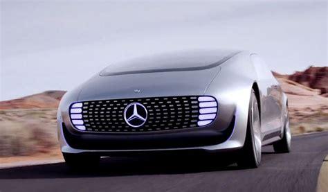 mercedes f105 mercedes f105 el coche futuro es el 233 ctrico