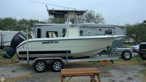 sea fox cc boats for sale used sea fox 210 center console boats for sale boats