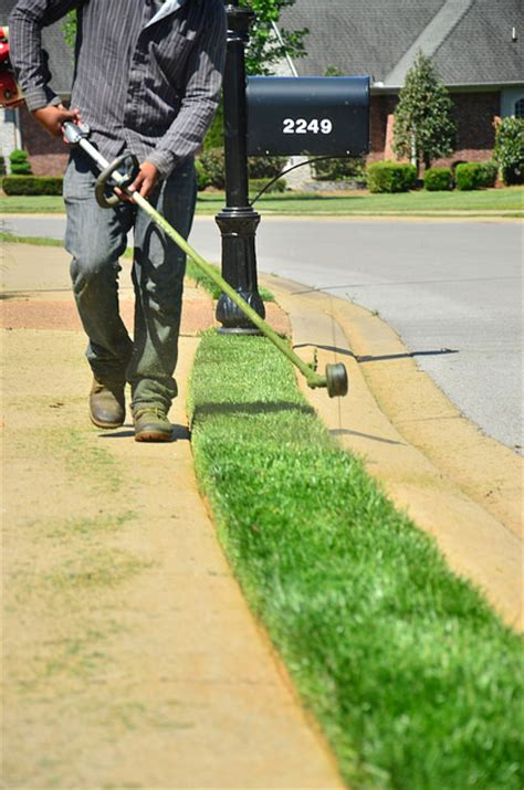 Landscape Edge Guard How To Edge Your Lawn Like A Pro