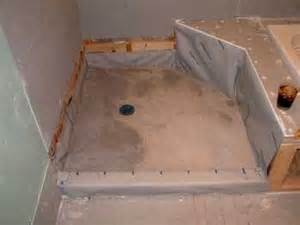 shower pan liner ebook ask the builder