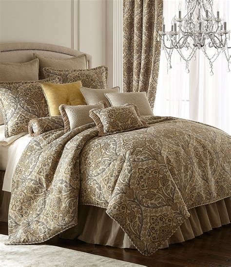 dry clean comforter waterford courtland kiana 4pc cal