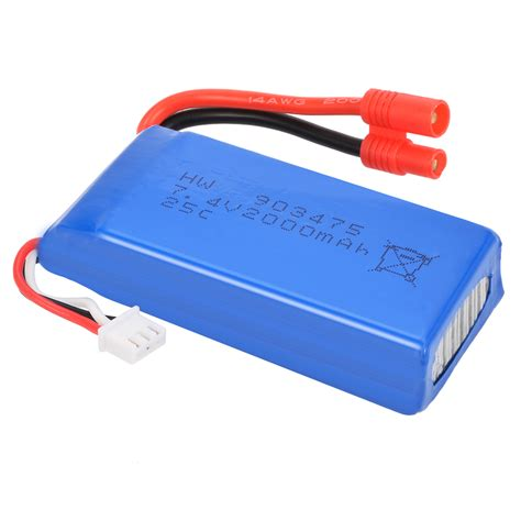 battery drone syma x8c 1 rechargeable 7 4v 2000mah battery for syma x8c x8w x8g