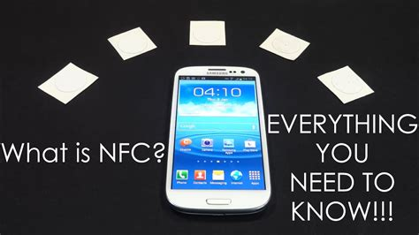 what is nfc how to use nfc tags compatibility issues