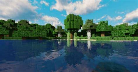 rres beautiful shaders  minecraft  pc java mods