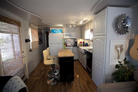 Remodel Mobile Home Interior by Total Trailer Remodel Mobile Manufactured Home Living