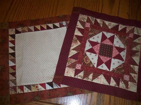 Cooking From Quilt Country by Quilt Square Quilt Along Part 2