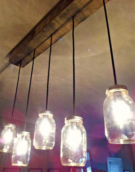 Do It Yourself Light Fixtures 35 Jar Lights Do It Yourself Ideas Diy To Make