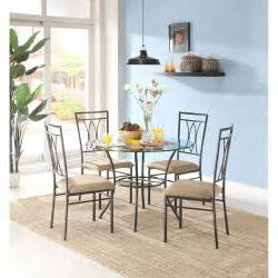 Walmart Dining Room Sets Get The Mainstays 5 Dining Set For Less At Walmart Save Money Live Better