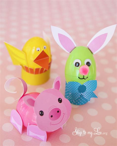 egg crafts for easter egg craft skip to my lou