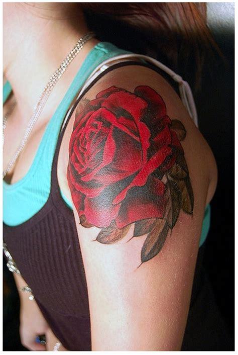 green rose tattoo tattoos
